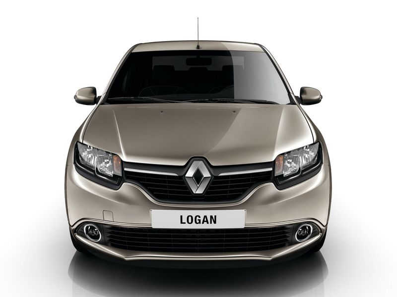2013 Renault Logan car wallpapers - Тест-драйв Рено Логан 2