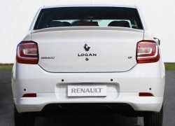 Технические характеристики Renault Logan 2014