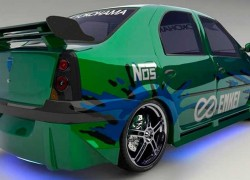 Тюнинг двигателя Рено Логан 2014