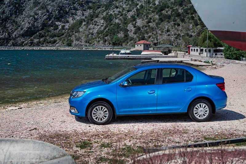 Тест-драйв Renault Logan II