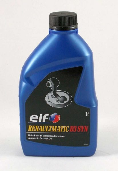 Elf Renaultmatic D3