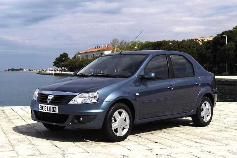 Renault Logan 2010 — отзывы владельцев и технические характеристики