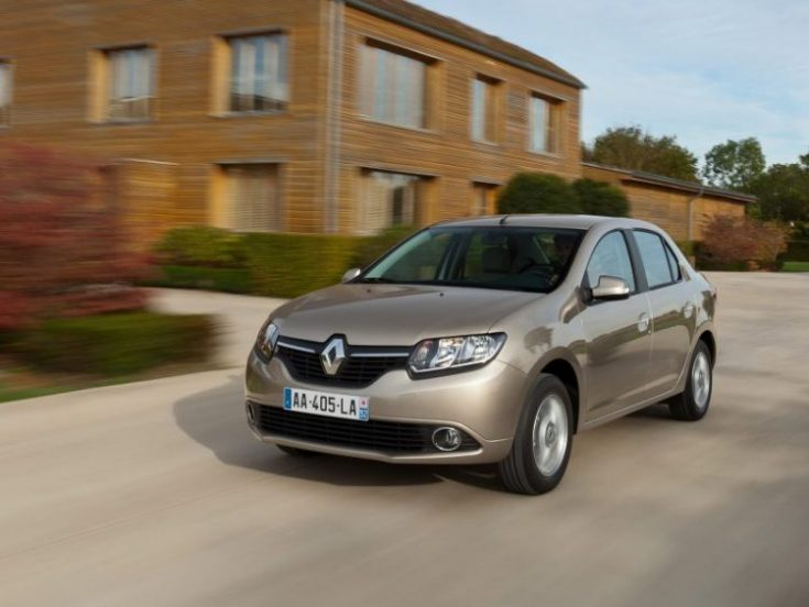 Renault Logan 2013 — отзывы владельцев и технические характеристики