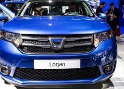 Фейслифт Renault Logan
