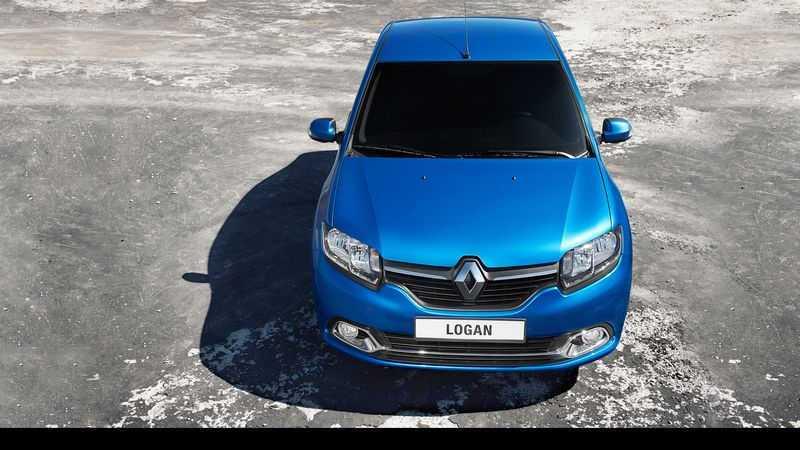 Синий Логан