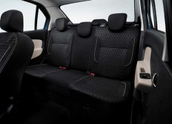Задние сиденья Renault Logan
