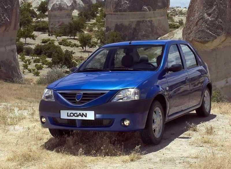 Рено Логан 2005