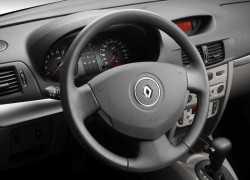 Рено Логан: руль
