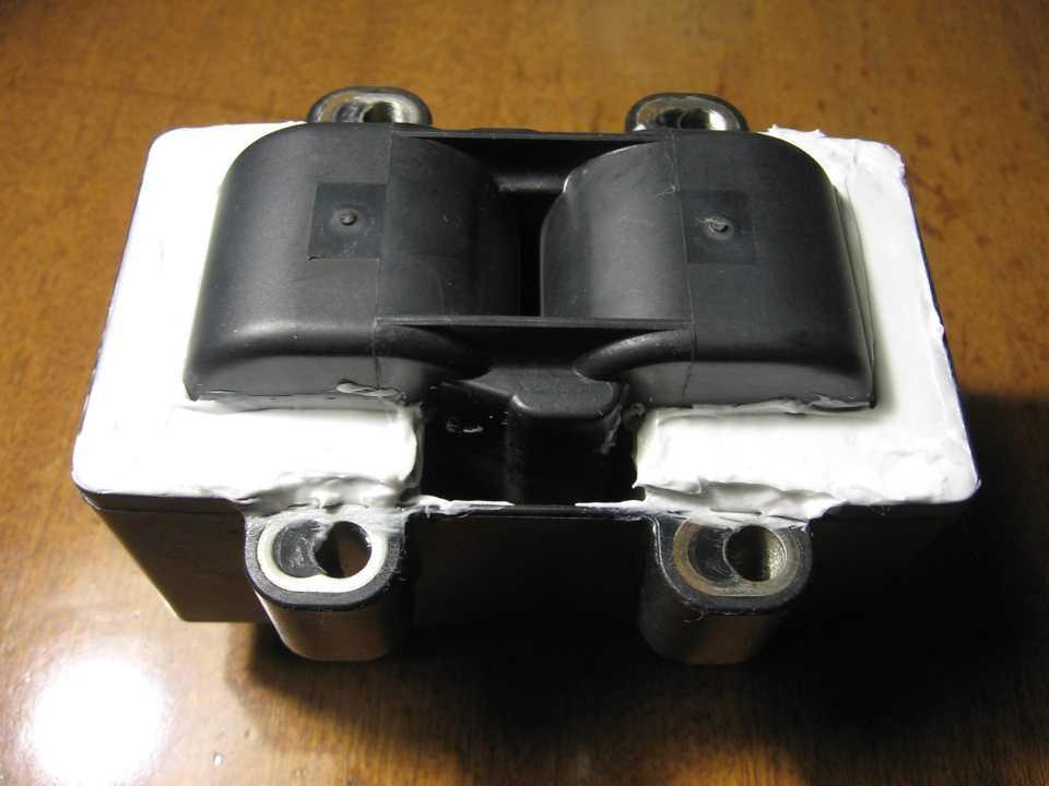 Как проверить катушку зажигания мультиметром рено логан. Замена катушки зажигания рено логан. ти клапанный двигатель